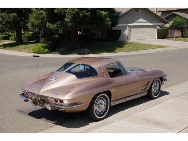 1963 Chevrolet Corvette Split Window | 989771