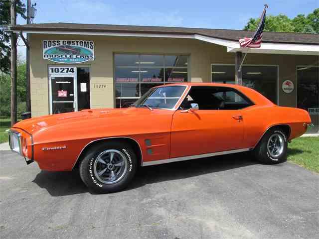 1969 Pontiac Firebird | 989773