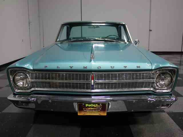 1965 Plymouth Satellite | 989774