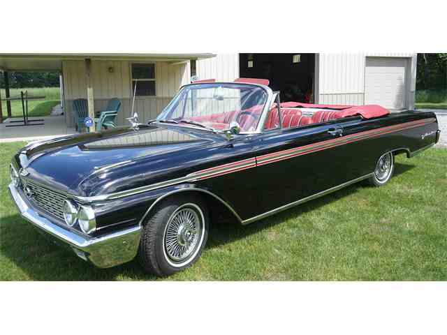 1962 Ford Galaxie 500 XL | 989787