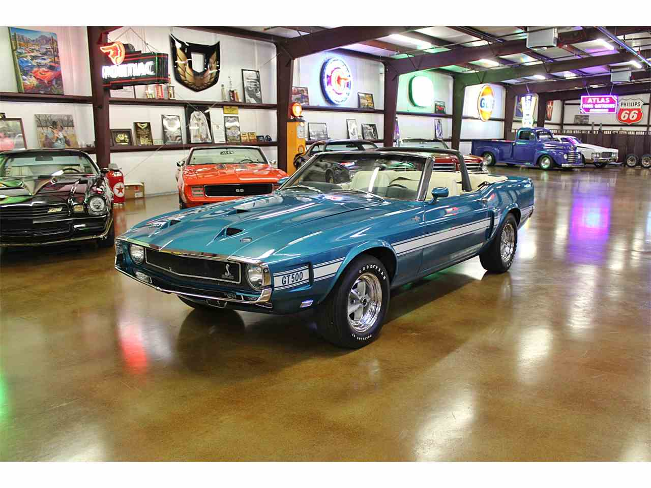 1969 Shelby GT500 for Sale - CC-989792