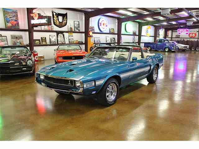 1969 Shelby GT500 | 989792