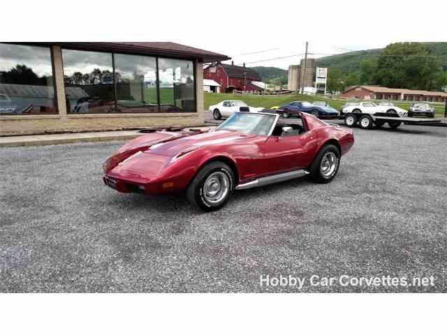 1975 Chevrolet Corvette | 989795
