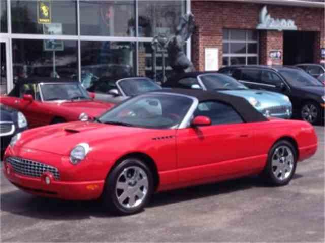 2002 Ford Thunderbird Premium | 980980
