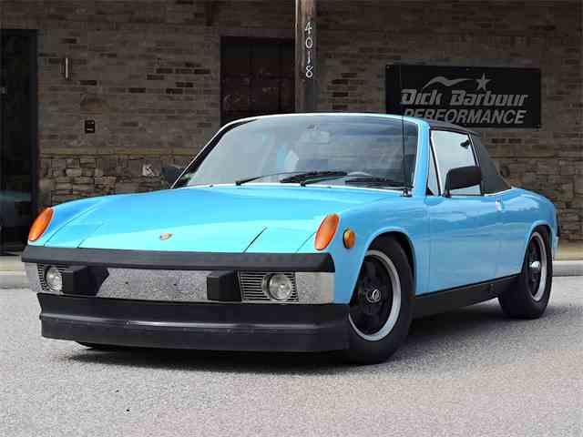 1973 Porsche 914   989801