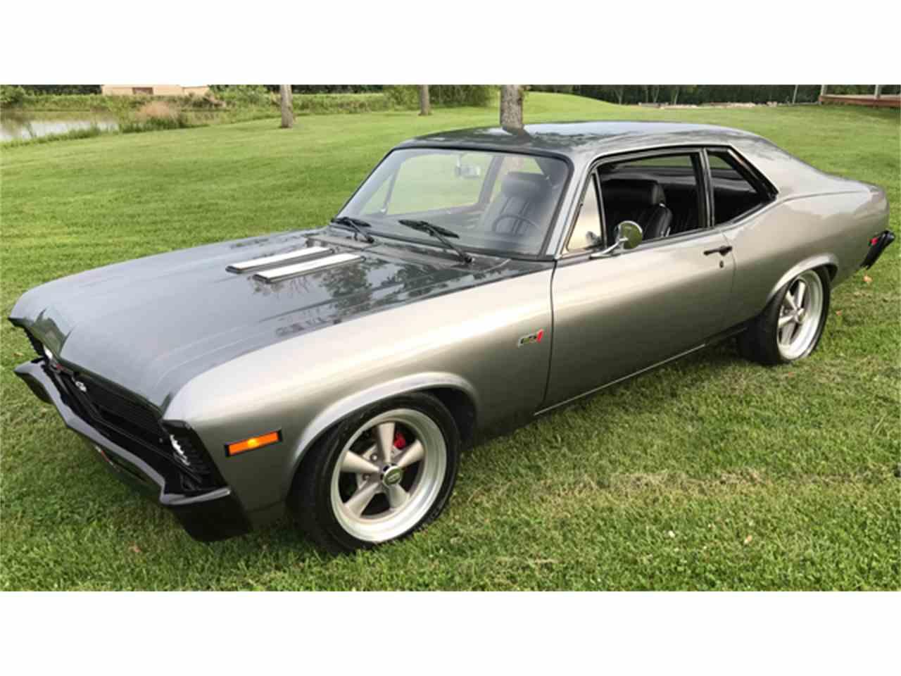 All Chevy 1971 chevrolet nova : 1971 Chevrolet Nova for Sale   ClassicCars.com   CC-989804