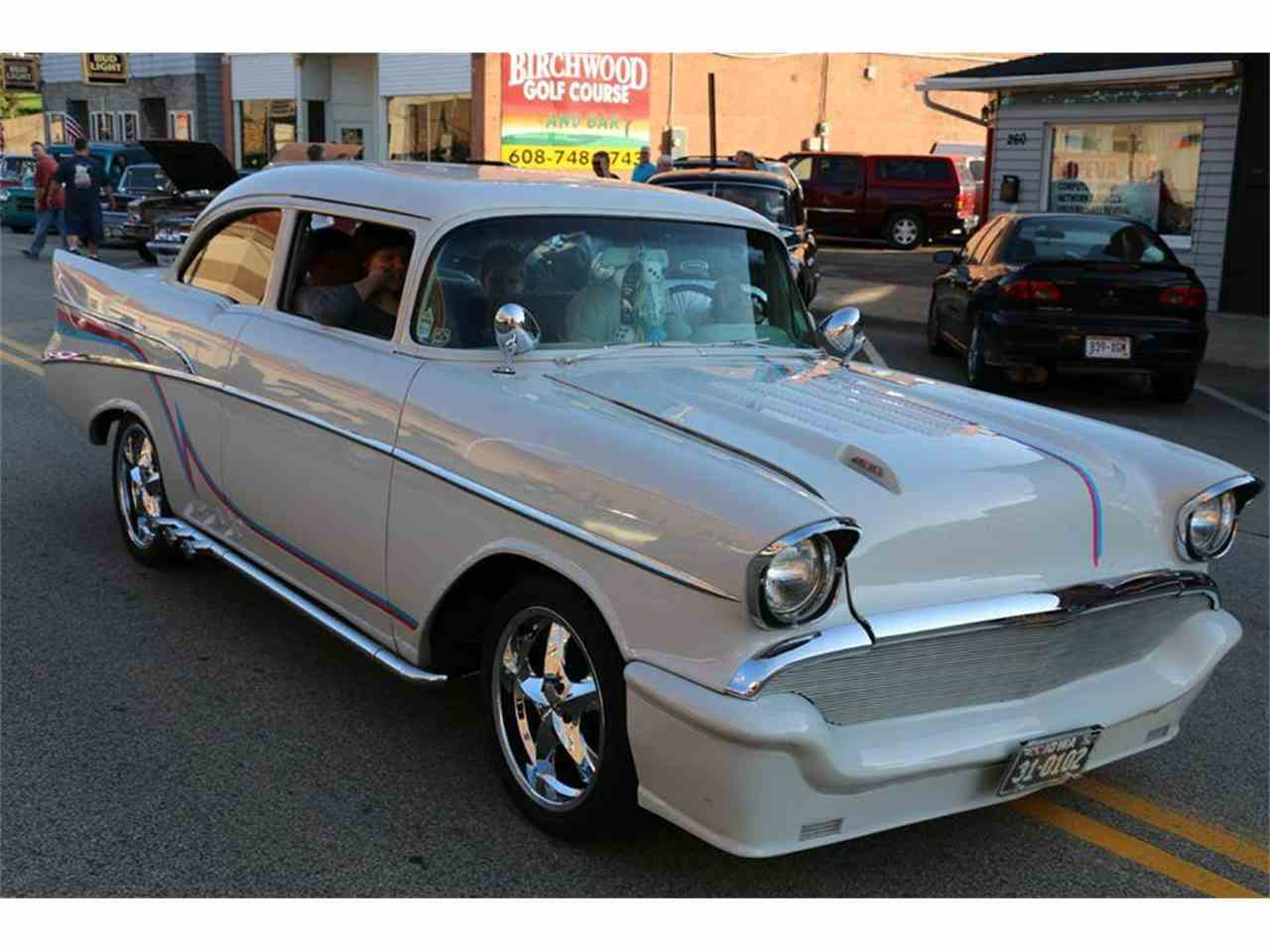 1957 chevrolet bel air 989806