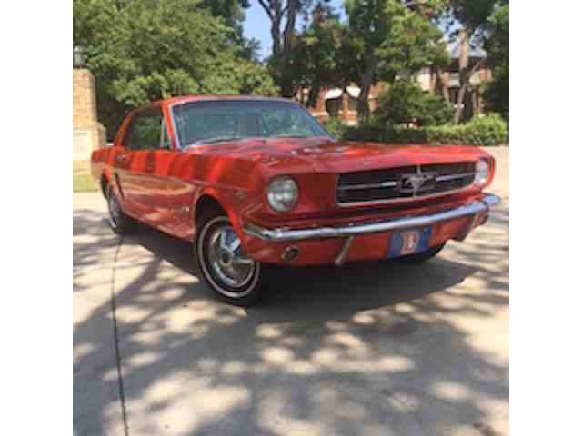 1965 Ford Mustang | 989809