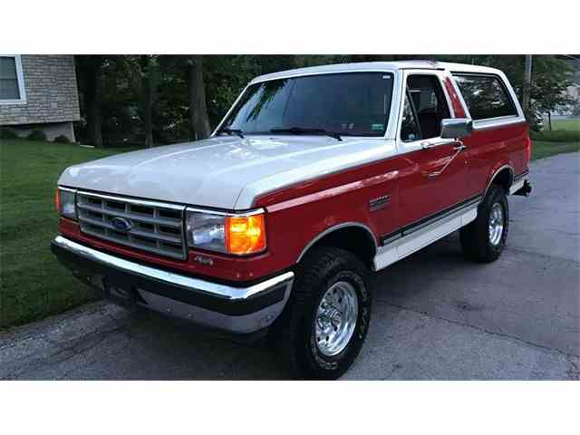 1987 Ford Bronco | 989812