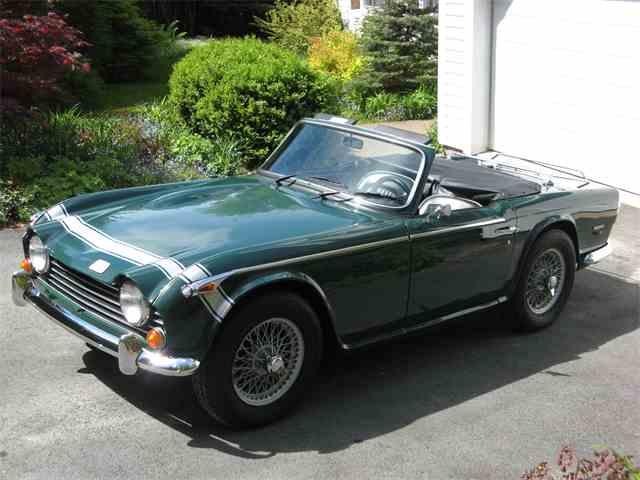 1968 Triumph TR250 | 989818