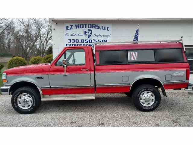 1995 Ford F250 | 989820