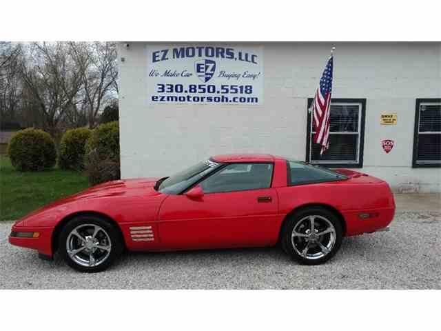 1993 Chevrolet Corvette | 989821