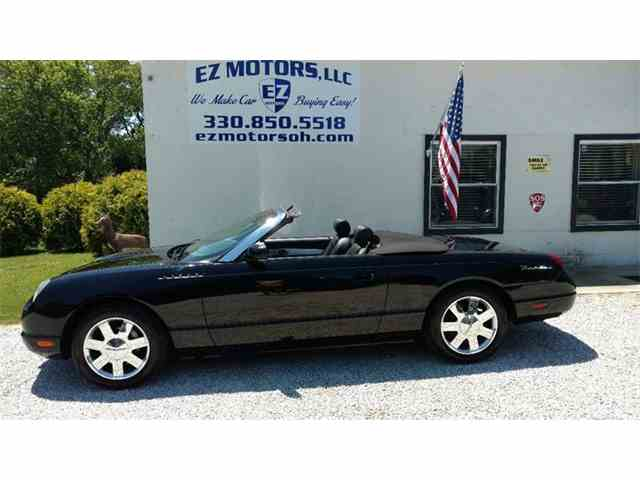 2002 Ford Thunderbird | 989822