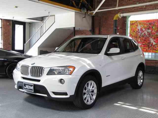 2014 BMW X3   980983