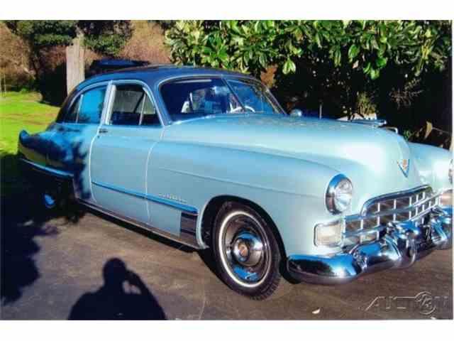 1948 Cadillac Series 62   989854