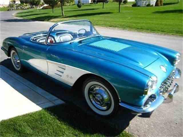 1958 Chevrolet Corvette | 989867