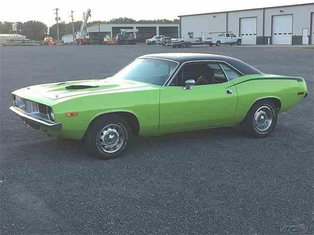 1973 Plymouth Barracuda | 989872