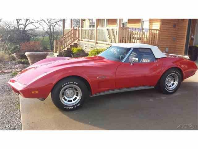 1974 Chevrolet Corvette   989873