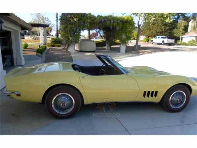 1968 Chevrolet Corvette | 989874