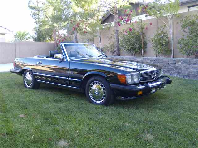 1989 Mercedes-Benz 560SL | 989877