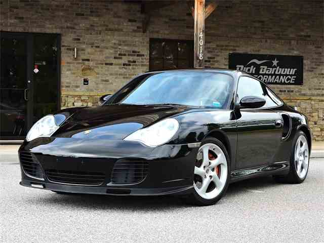 2002 Porsche 911 Carrera Turbo | 980099
