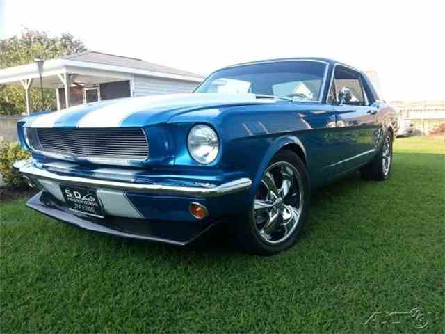 1966 Ford Mustang | 989923