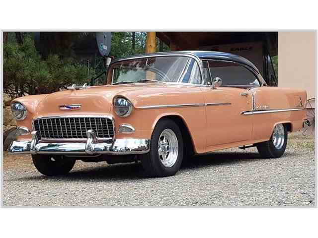1955 Chevrolet Bel Air 2-door hardtop | 989952