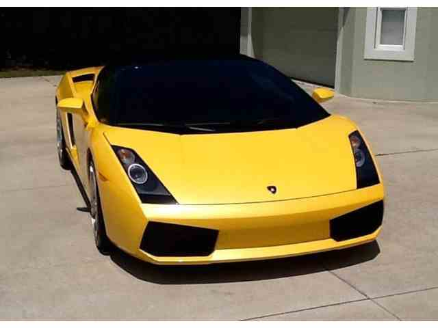 2007 Lamborghini Gallardo   989955