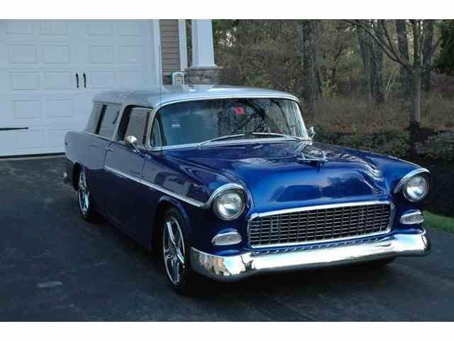 1955 Chevrolet Nomad | 989957