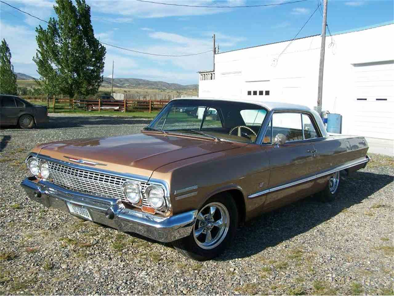 1963 chevrolet impala for sale cc 989969. Black Bedroom Furniture Sets. Home Design Ideas