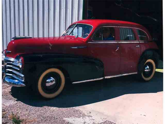 1948 Chevrolet Fleetmaster | 989979