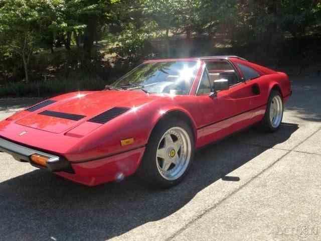 1985 Ferrari 308 GTSI   989981