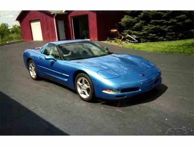 2000 Chevrolet Corvette | 989989