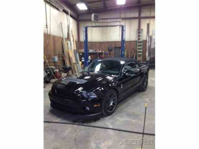 2012 Shelby GT500 | 989993