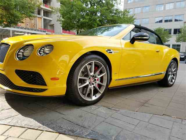 2016 Bentley Continental GT V8 S | 989997