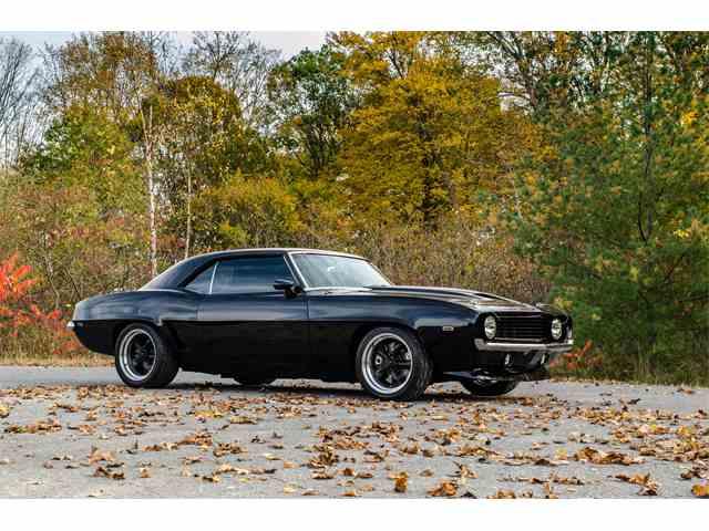 1969 Chevrolet Camaro | 990000
