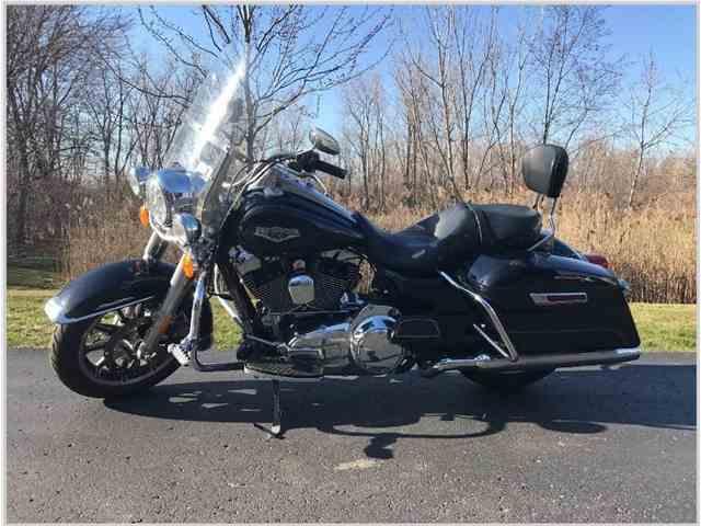 2015 Harley-Davidson Road King | 990001
