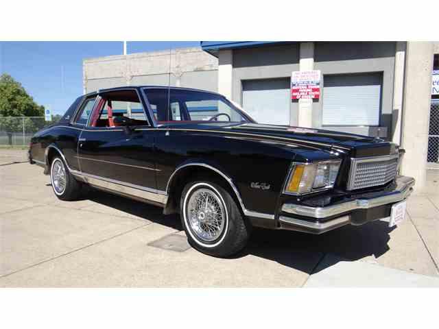 1978 Chevrolet Monte Carlo   991001