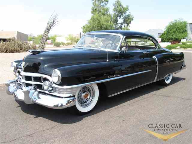 1950 Cadillac Coupe DeVille | 991002