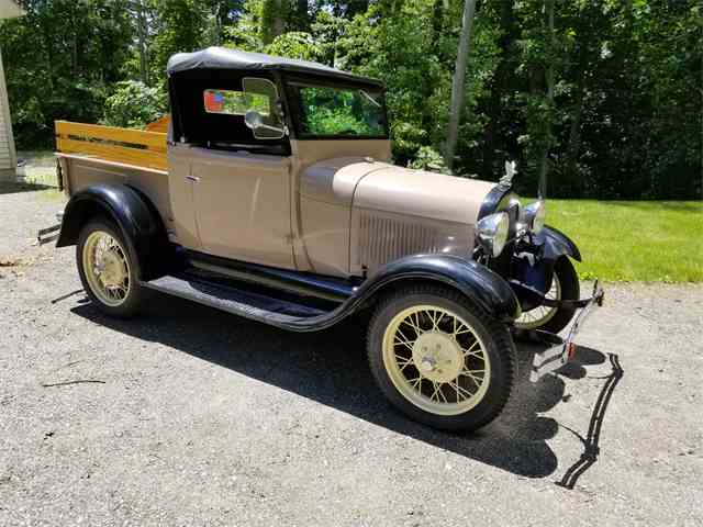 1929 Ford Model A | 991005