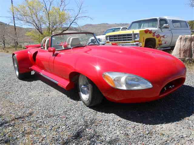 1968 Jaguar XKE | 991008