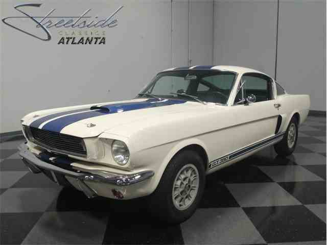 1966 Shelby GT350 | 991023