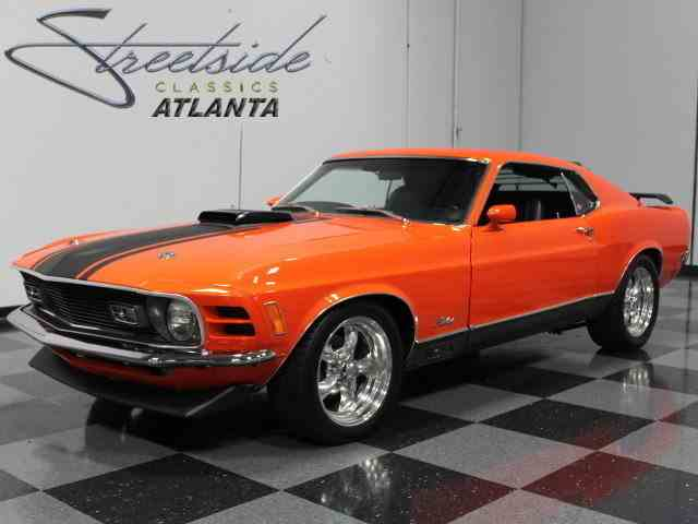 1970 Ford Mustang Mach 1 | 991027