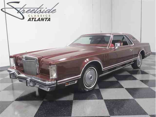 1977 Lincoln Continental Mark V | 991030