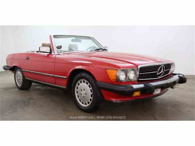 1987 Mercedes-Benz 560SL | 991038