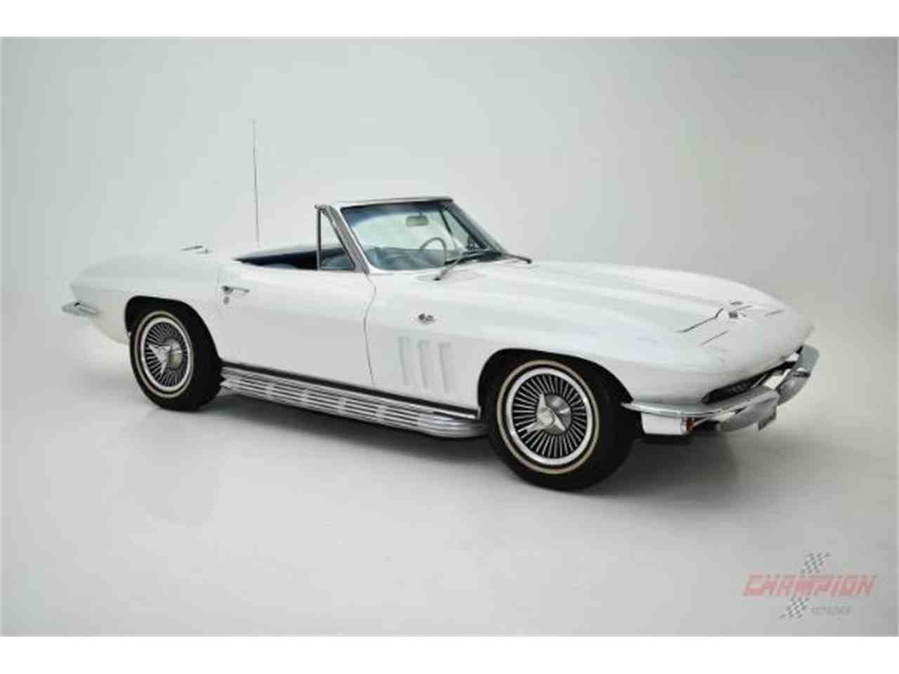 1966 Chevrolet Corvette for Sale - CC-991041