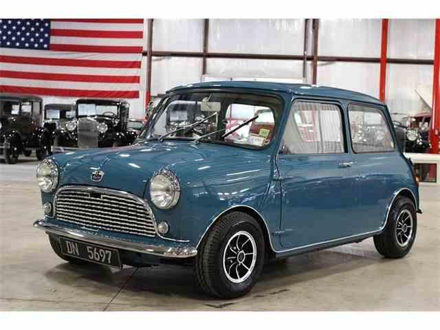 1967 Austin Mini | 991044
