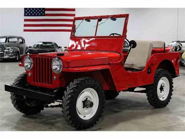 1947 Willys CJ2A | 991045