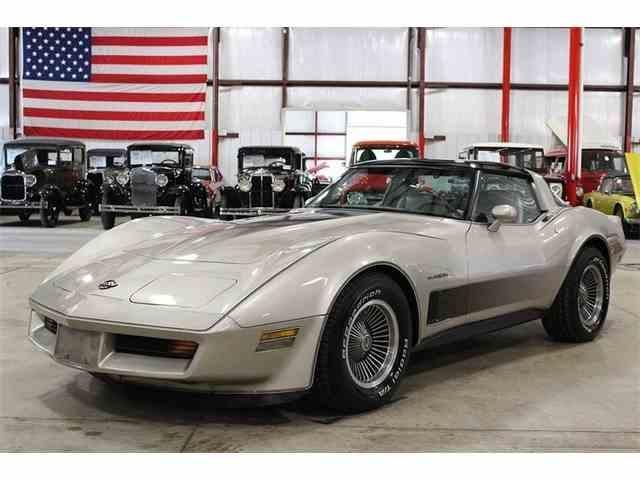 1982 Chevrolet Corvette | 991047