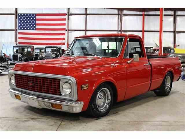 1972 Chevrolet C/K 10 | 991049